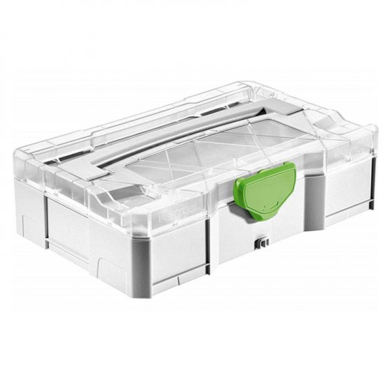 FESTOOL MINI 1 TL TRA SYSTAINER T-LOC