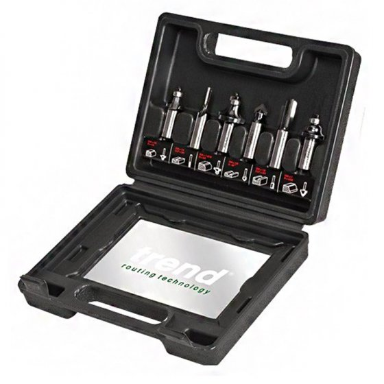 TREND 6PC STARTER CUTTER SET 1/2