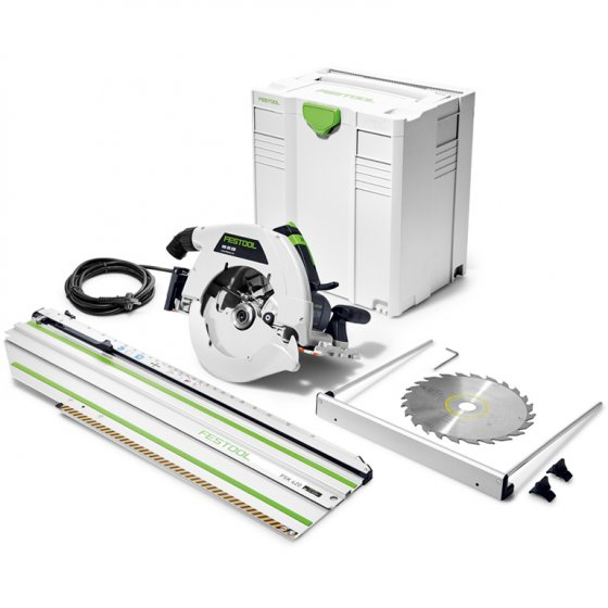 Festool Circular saw HK 85 EB-Plus-FSK420 GB 240V
