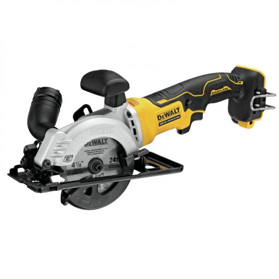 DEWALT DCS571N 18 V XR BRUSHLESS COMPACT CIRCULAR SAW BODY ONLY