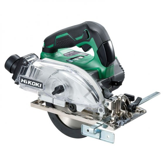 HIKOKI C3605DYAJ3Z 125MM BLADE 36V MULTI VOLT CIRCULAR SAW WITH DUST COLLECTION (BODY ONLY)