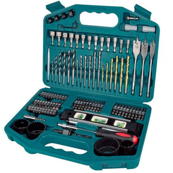 MAKITA P-67832 101 PIECES DRILLING, DRIVING AND SCREWDRIVER ACCESSORY SET