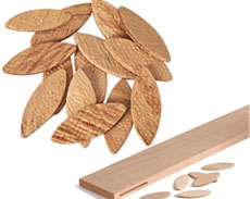 Biscuit Jointing Accessories