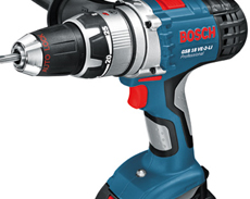 BOSCH COMBINATION DRILLS