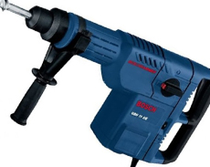 BOSCH DEMOLITION HAMMERS & BREAKERS