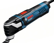BOSCH OSCILLATING MULTI TOOLS