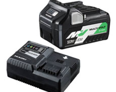 HIKOKI BATTERY AND CHARGERS