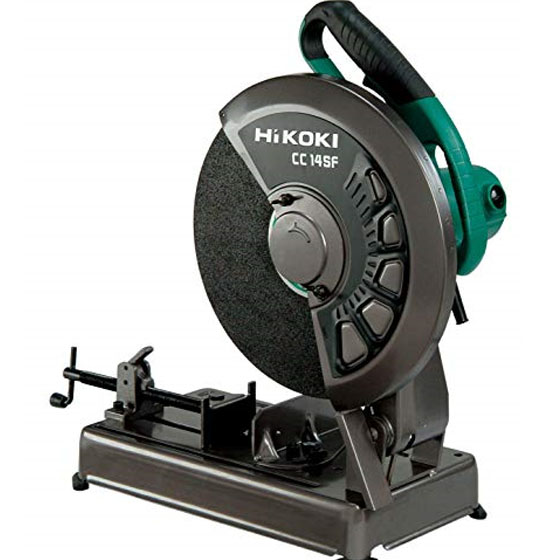 HIKOKI CUT-OFF SAW WITH QUICK LOCK VICE (110V ONLY)