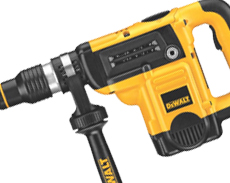 DEWALT DEMOLITION HAMMERS & BREAKERS