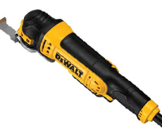 DEWALT OSCILLATING MULTI-TOOLS