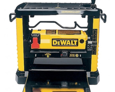 DEWALT PORTABLE THICKNESSERS