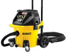 DEWALT DUST EXTRACTORS