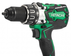 HITACHI COMBINATION DRILLS