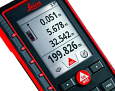 LEICA DISTANCE MEASURERS