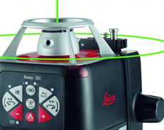 LEICA ROTATING LASERS