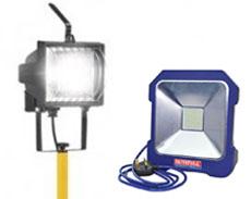 Mains Power Lighting