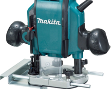 MAKITA ROUTERS & TRIMMERS
