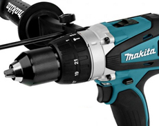 MAKITA COMBINATION DRILLS
