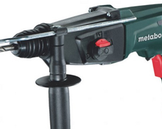 METABO SDS+ COMBINATION HAMMER DRILL