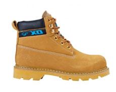 OX Nubuck Safety Boots (Honey)
