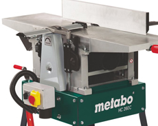 METABO PLANERS/THICKNESSERS
