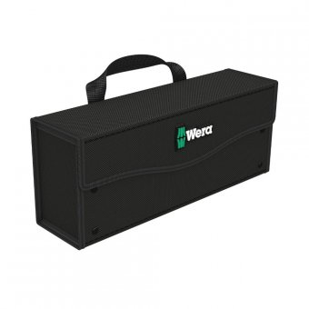 WERA 004352 2GO 3 TOOL BOX WITH COVER
