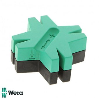 WERA STAR SCREWDRIVER MAGNETISER