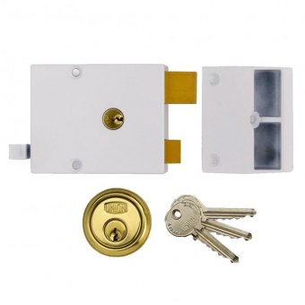 UNION 1332 STANDARD STYLE DRAWBACK LOCK
