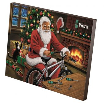 Wera 135999 Tools Advent Calendar 2018