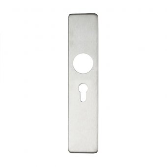 ZOO ZCS31EPSS COVER PLATE FOR 19 MM AND 22MM RTD LEVER ON BACKPLATE - EURO PROFILE 47.5MM