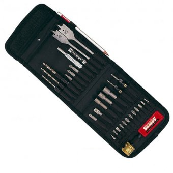 TREND SNAPPY TOOL HOLDER 30 PC BIT SET