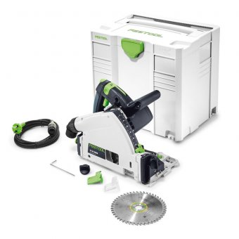 FESTOOL TS55 REQ-PLUS PLUNGE SAW (561554/561553)