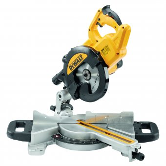 DEWALT DWS774 216MM 1400W MITRE SAW