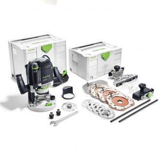 FESTOOL 574396 110V OF2200 EB-SET GB