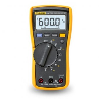 Fluke 115 Field Service Testing Digital Multimeter