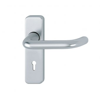 HOPPE ROUND BAR LEVER LOCK FURNITURE