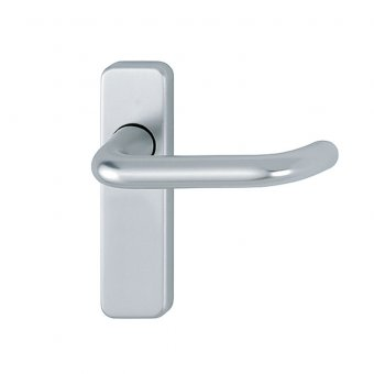 HOPPE ROUND BAR LEVER LATCH FURNITURE
