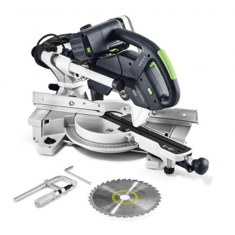 FESTOOL 561684 240V KAPEX KS 60 E SLIDING COMPOUND MITRE SAW