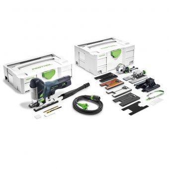 Festool 561591 240V CARVEX PS 420 Pendulum jigsaw set