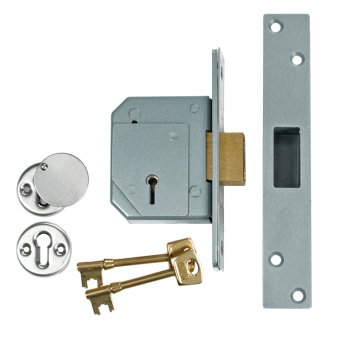 UNION 3G114 5 Lever Mortice Deadlock