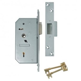 UNION 3R35 5 DETAINER DEADLOCKING NIGHT LATCH