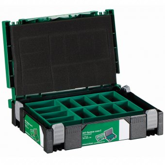 Hikoki/Hitachi 402538 Type 1 Stackable System Case Organiser