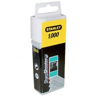 STANLEY F/N CROWN STAPLES - 12MM (1000)