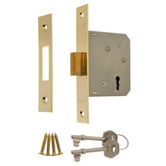 ERA 3 LEVER MORTICE DEADLOCK