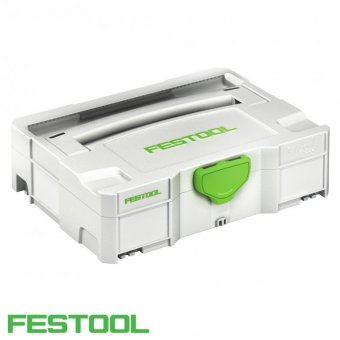 FESTOOL SYS 1 TL SYSTAINER T-LOC WITHOUT INSERT