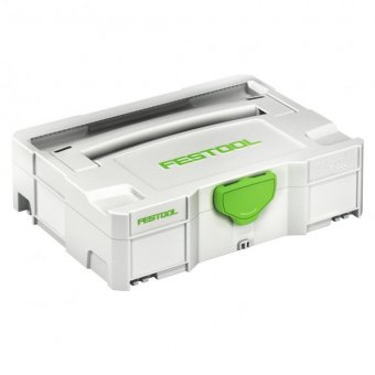FESTOOL 497563 SYS 1 TL SYSTAINER T-LOC WITHOUT INSERT