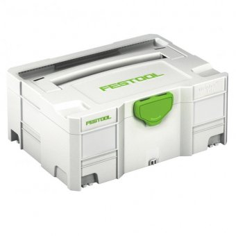 FESTOOL 497564 SYS 2 TL SYSTAINER T-LOC WITHOUT INSERT