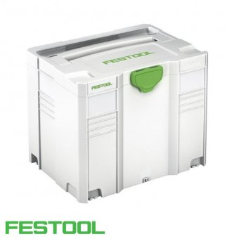 FESTOOL SYS 4 TL SYSTAINER T-LOC WITHOUT INSERT