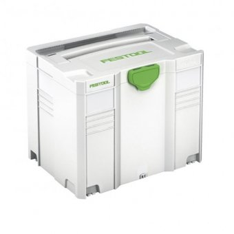 FESTOOL 497566 SYS 4 TL SYSTAINER T-LOC WITHOUT INSERT