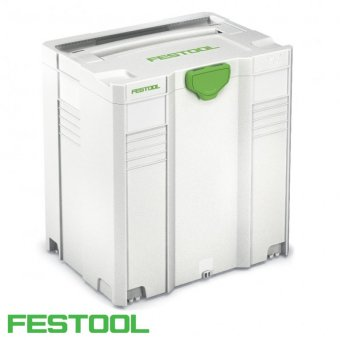 FESTOOL SYS 5 TL SYSTAINER T-LOC WITHOUT INSERT